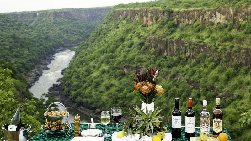 Photo of package Victoria Falls - 5* The Elephant Camp - 3 Nights - All Inclusive