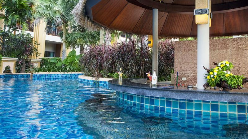 Photo of package A gem of a holiday at the 4 star Rawai Palm Beach Resort - Phuket