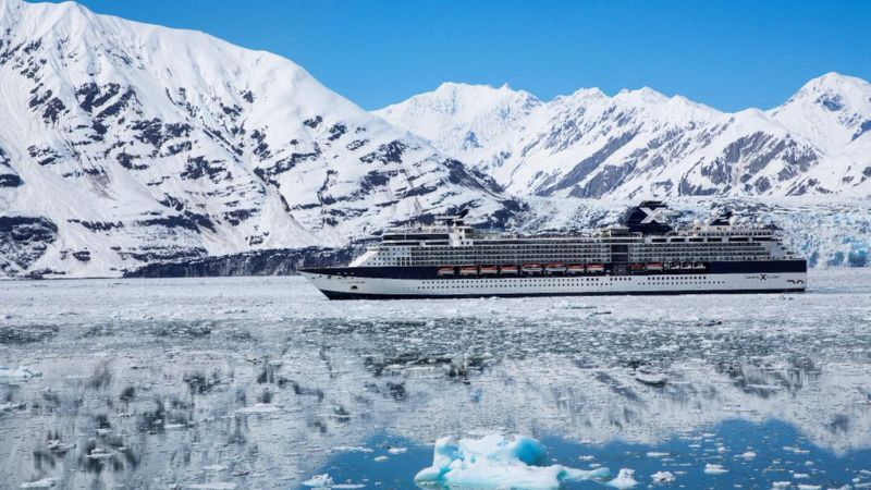 Photo of package Alaskan Cruise  on board Celebrity Solstice