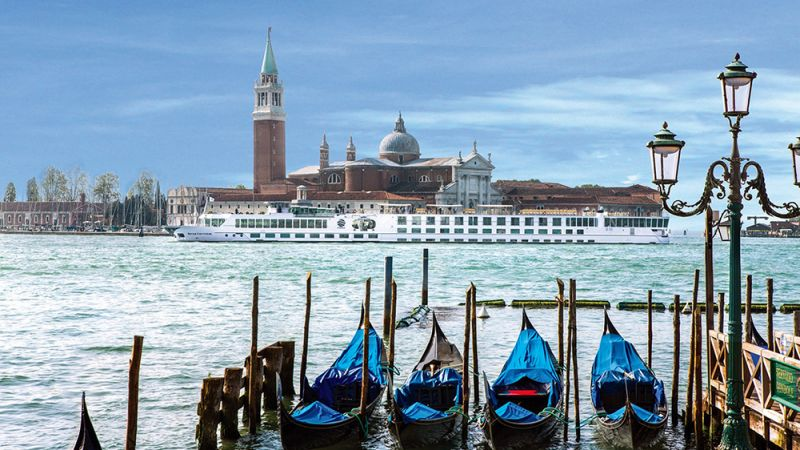 Photo of package Luxury River Cruise - Gems of Northern Italy - On Promotion 30% OFF
