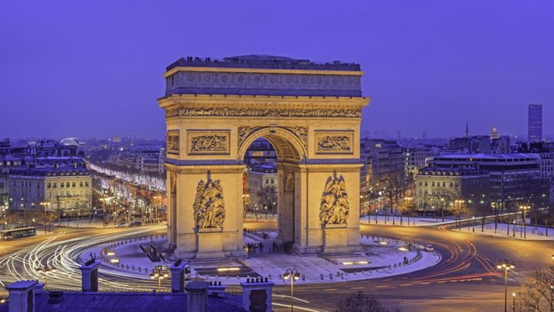 Photo of package Luxury River Cruise - Paris and Normandy - On Promotion 30% OFF