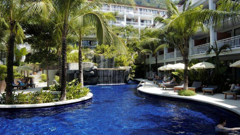Photo of package Thailand - 3 star Sunset Beach Resort - 2018