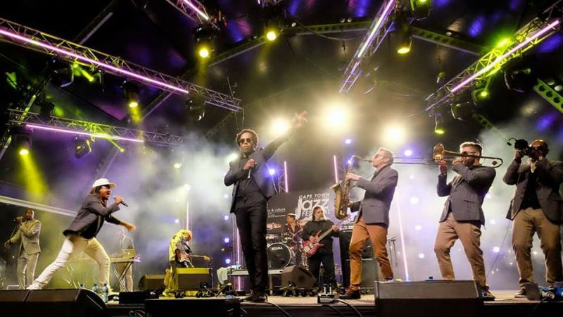 Photo of package Cape Town International Jazz Festival - 2018