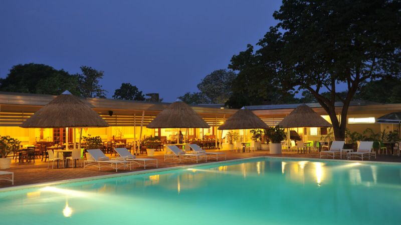 Photo of package Victoria Falls - 3 star Cresta Sprayview Hotel - 2 night getaway