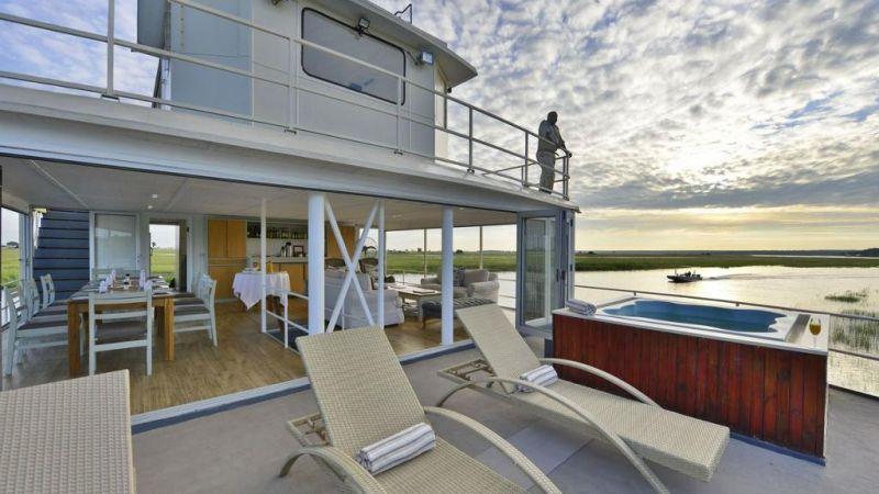 Photo of package Botswana - Chobe Princess Houseboat - 2 nights