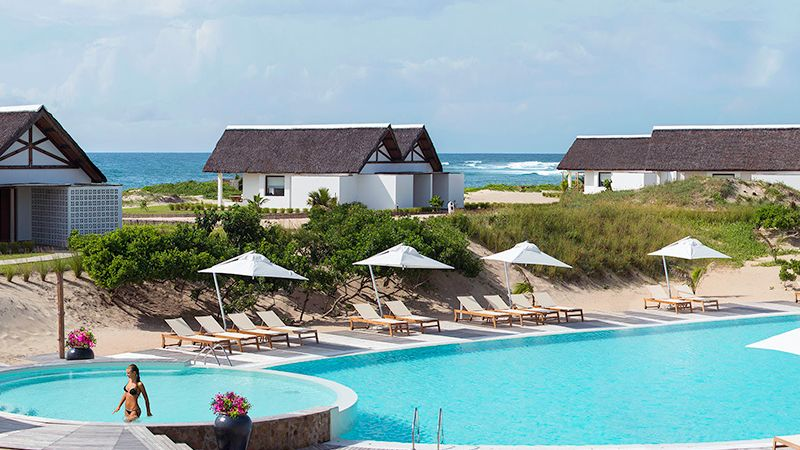 Photo of package Mozambique - 5 star Diamonds Mequfi - 7 nights - ALL INCLUSIVE