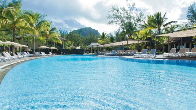 Photo of package Valentines in Mauritius - All Inclusive at 4 star Hotel Riu Le Morne