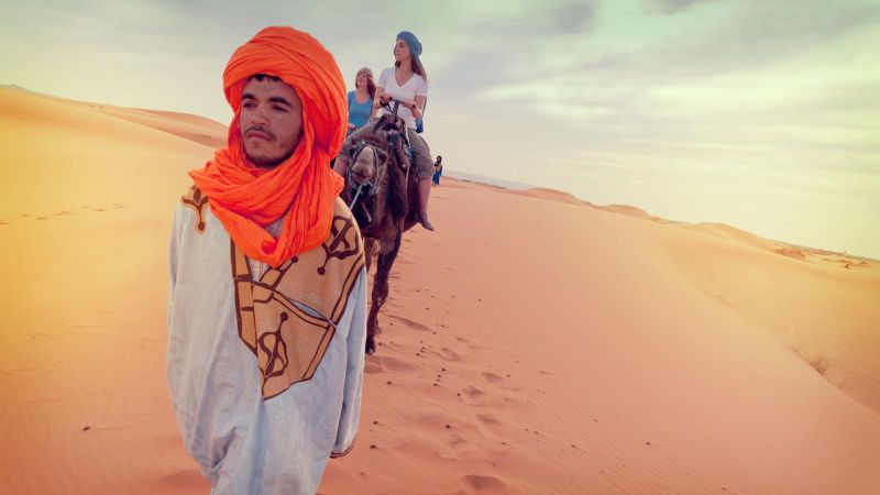 Photo of package Morocco - Kasbahs and Desert Adventure