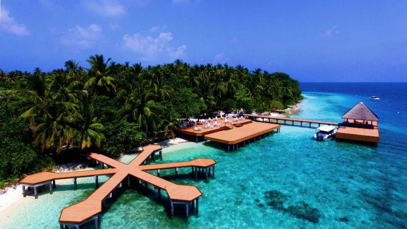 Photo of package Maldives - 3* Fihalhohi Island Resort - All Inclusive - 7 Nights