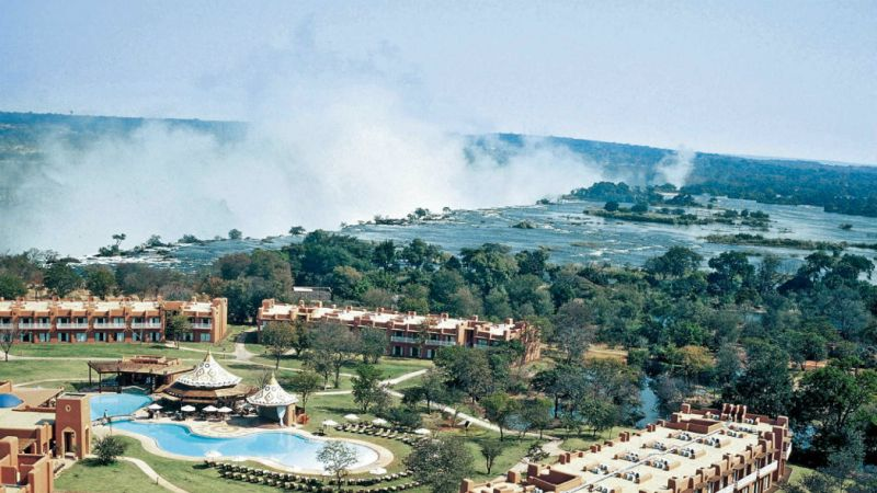 Photo of package Zambia - Escape to the stunning 4* Avani Victoria Falls Resort