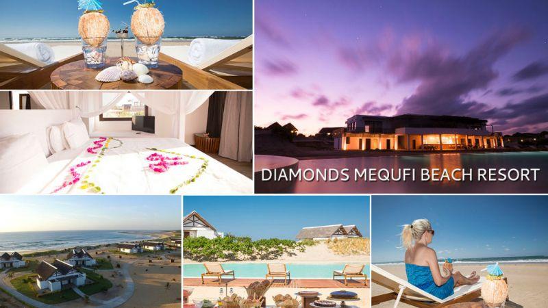 Photo of package Mozambique - 5 star Diamonds Mequfi - 4 nights - ALL INCLUSIVE