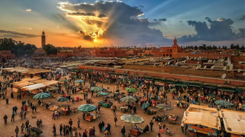Photo of package Morocco and Spain 10 Day Country Tour