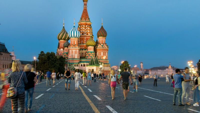 Photo of package Russia - Moscow & St. Petersburg Combo - 7 Days