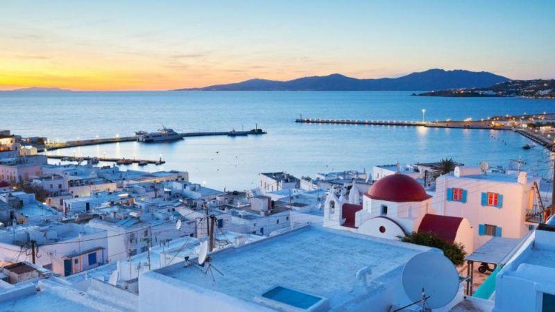 Photo of package Greece Island Hopping - Athens - Mykonos - Paros - Santorini