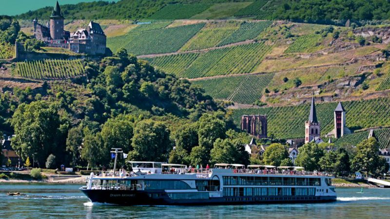 Photo of package River Cruising - Budapest to Nuremberg -  8 Days