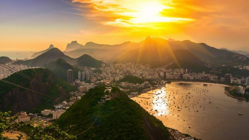 Photo of package Best of Brazil 12 Day Tour