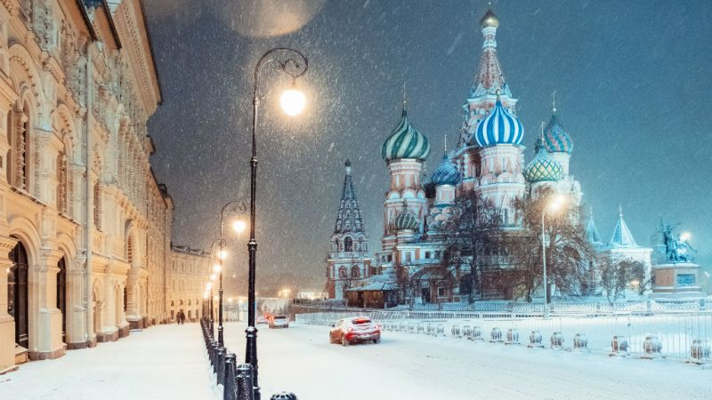 Photo of package Winter in Moscow & St. Petersburg Combo - 7 Days