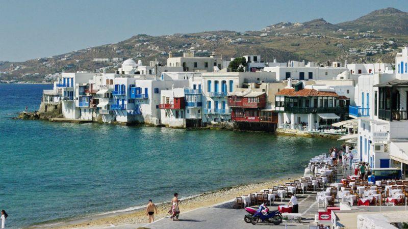 Photo of package Authentic Greece Island Hopping - Athens - Mykonos - Milos - Santorini