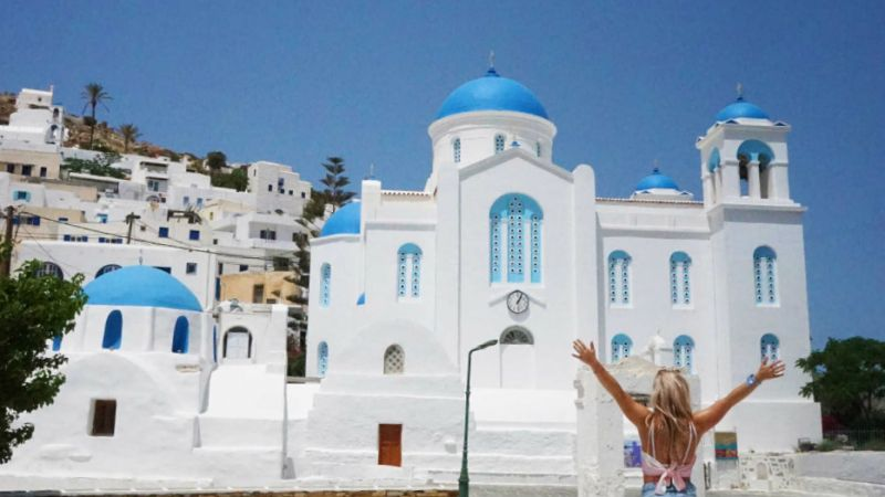 Photo of package Greece - Greek Island Hopper - 11 days - Land only - Valid: May.21