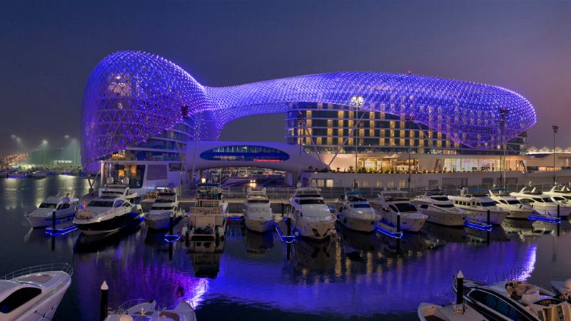 Photo of package Abu Dhabi - 5 star Yas Viceroy Abu Dhabi - 4 nights