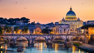 Italy - Rome and the Romantic Cities of Art - 7 days
