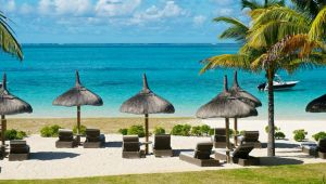 Mauritius - Paradise Beach Self Catering 3 Bedroom Apartment - 7 Nights