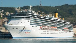 Cruise the Med on Costa Mediterranea - set dep: 27 Sep.18