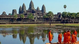 Journey to Angkor Wat - 15 Days - 2 FOR 1 Offer - Set dep. 28 Jul.18