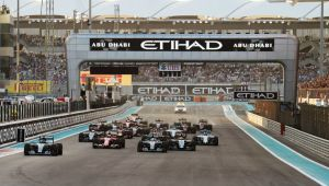 Abu Dhabi Grand Prix - 3 Nights (23 to 25 Nov.18)