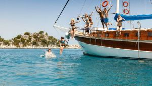 Turkey - Sail away on a Gulet in the Enchanting Blue - 7 Nights