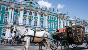 Spend Easter in Russia - 16 to 24 Apr.19