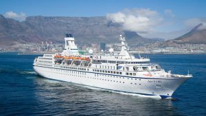 Cruise on the Astor from Cape Town to London - sails 30 Mar.19