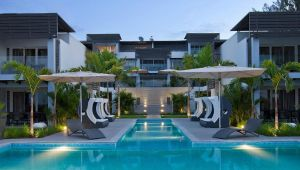 Mauritius - Leora Beachfront Apartments - 7 Nights - Self-catering