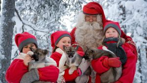 Finland - Rovaniemi - Home of Santa Claus 365 Days of the Year