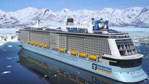 Cruise - Ovation of the Seas - Alaska - August 2019