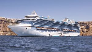 Mediterranean & Aegean Cruise on board Emerald Princess - set dep. 17 Aug.19