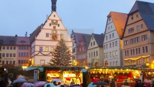 Christmas Markets - Munich, Rothenburg-ob-der-Tauber, Nuremberg - 7 Days