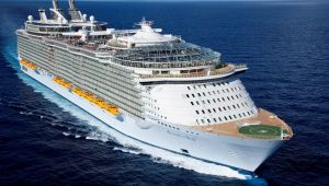 Western Med Cruise on the Allure of the Seas - set departure 10 May.20