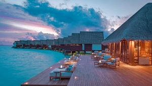 Maldives - 5* Heritance Aarah - 25% Off - Valid: 01 Nov to 26 Dec.20