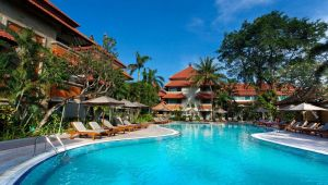Bali - 4* White Rose Kuta Resort - 01 - 30 Jun.20