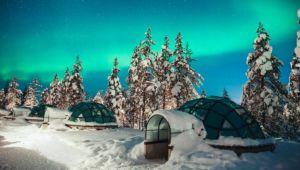 Finland - Kakslauttanen & Helsinki - 6 Days