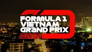Vietnam Formula 1 Grand Prix 2020 - 4 Nights