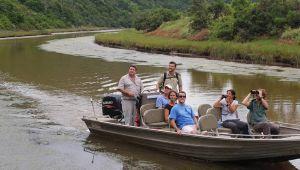 Eastern Cape - Kariega Game Reserve - 4* River Lodge - 2 Nights