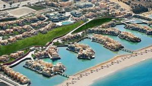 Ras AI Khaimah - 5* The Cove Rotana Resort - 5 Nights