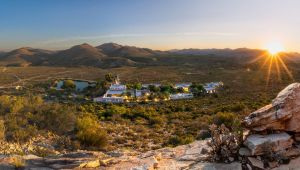 Western Cape - Montagu - Sanbona Wildlife Reserve Tilney Manor - 2 Night Getaway