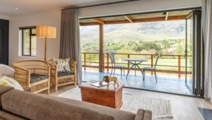 Stellenbosch - 2-night Getaway at Mont Angelis Retreat