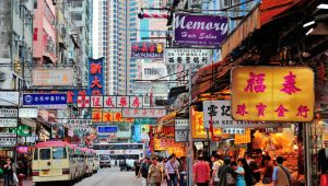 6 Night Hong Kong and Bangkok Shoppers Delight