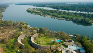 Victoria Falls - 4 star A' Zambezi River Lodge - 3 nights
