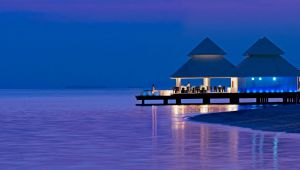 Maldives - 5 star Diamonds Athuruga - All Inclusive