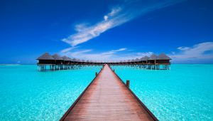 Maldives - 4 star Olhuveli Beach and Spa Resort - All inclusive